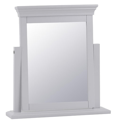 Washington Grey Trinket Mirror