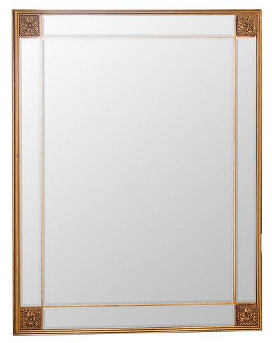 Rectangular Gold Frame 80 x 105cm