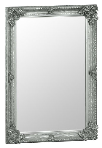 Rectangular Silver Frame 80 x 115cm