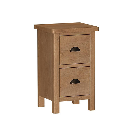 Vermont Oak Small bedside cabinet