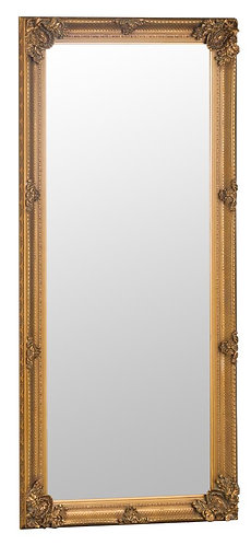 Leaner Gold Frame 80 x 175cm