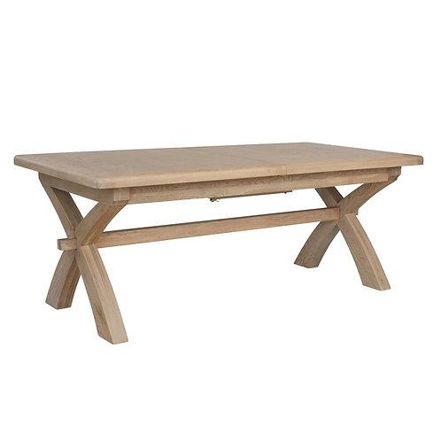 Kentucky 2.0m Cross Leg Dining Table