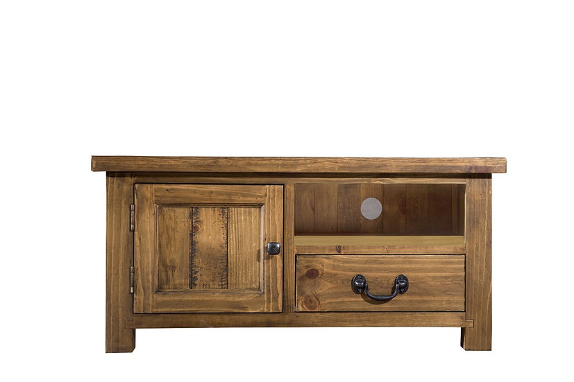 Cotswold Rustic Small TV Unit