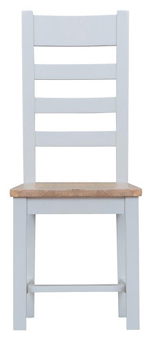 Ladder Back Chair Wooden