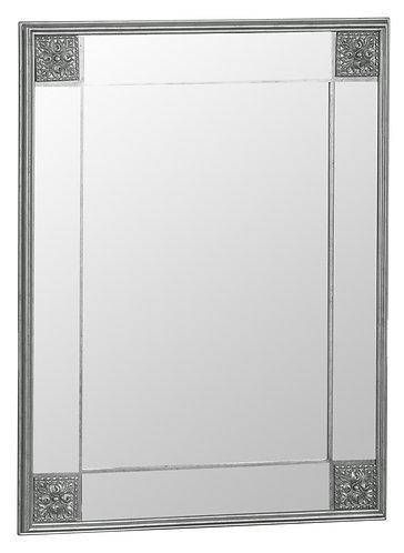 Leaner Silver Frame 115 x 145cm