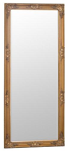 Leaner Gold Frame 75 x 165cm