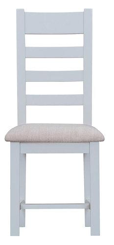 Ladder Back Chair Fabric (Pair)