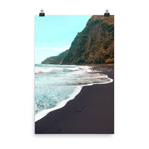 """Big Island Walk    24x36"""" Print"""