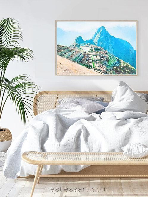 Machu Picchu Dream