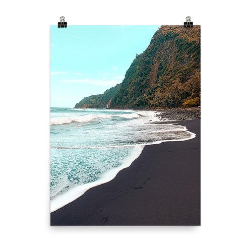 """Big Island Walk    18x24"""" Print"""