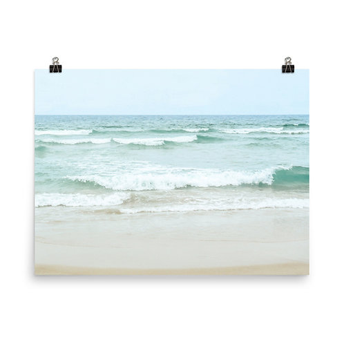 "Gold Coast  18x24"" Print"