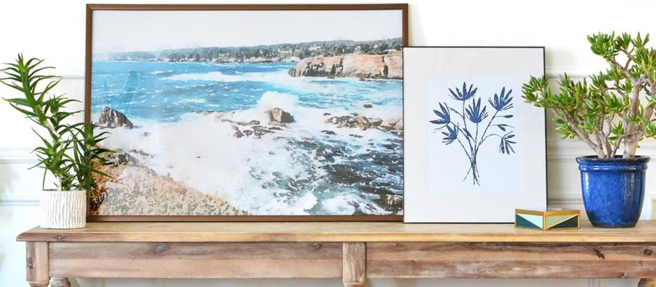 Large Scale Art Under $50