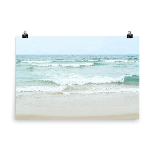 "Gold Coast 24x36"" Print"