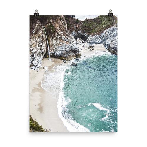 "Big Sur 18x24"" Print"