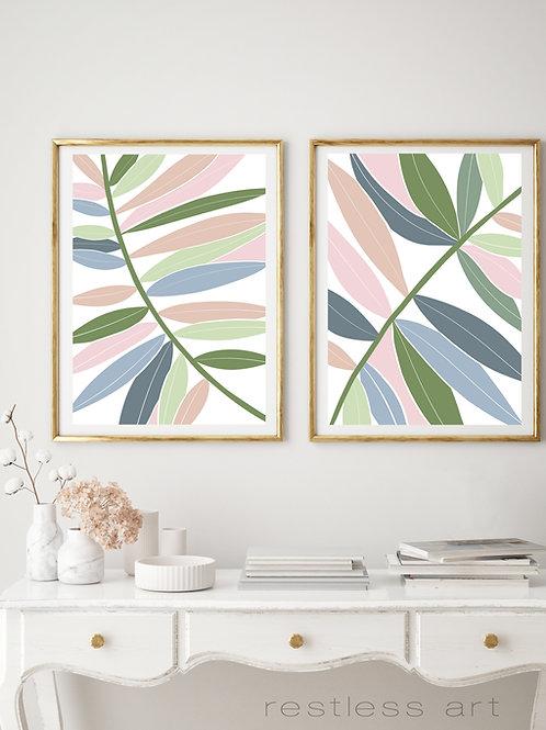 Happy Palm | Pastel