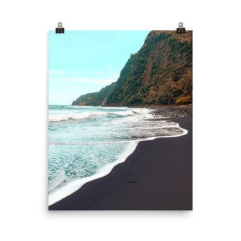 """Big Island Walk    16x20"""" Print"""