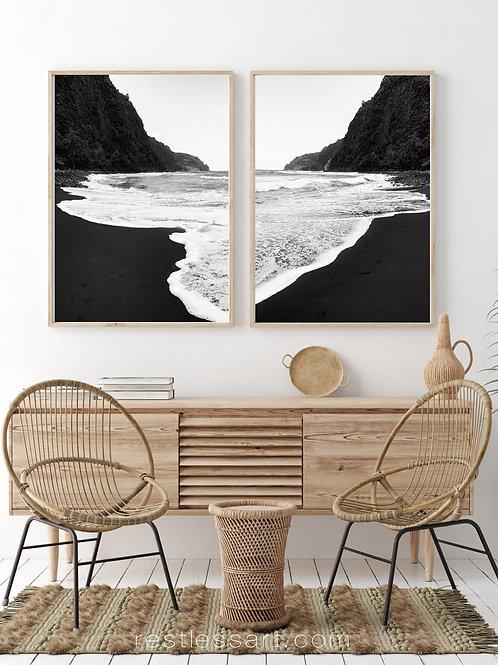Black Sand I & II