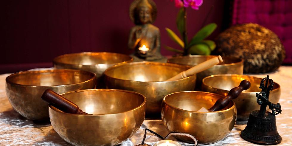 Sound Bath Healing Experience