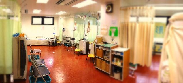 リハビリ室|二宮整形外科皮フ科|横浜|緑区