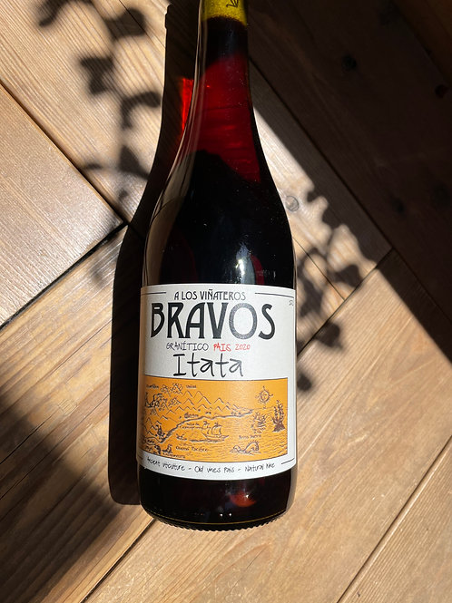 A Los Vinateros Bravos - 2020 Pais Granitico