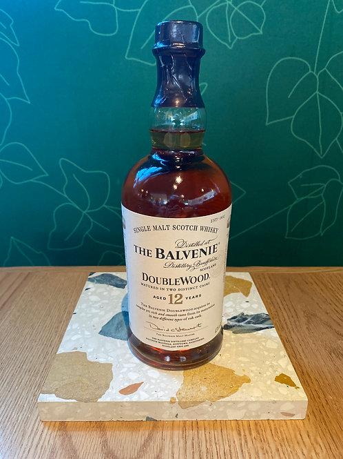 The Balvenie 12 Year DoubleWood Single Malt Scotch