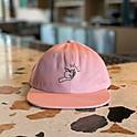 Peach Logo Hat