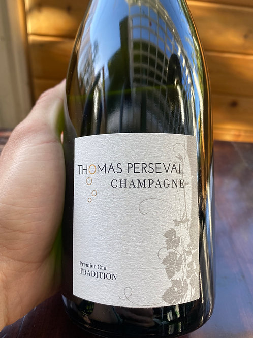 Thomas Perseval Premier Cru Tradition, NV - Reims, Champagne, FR