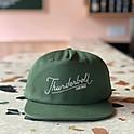 Green Wordmark Hat