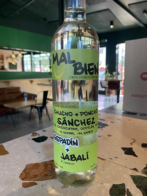 Mal Bien Green Tape Chucho & Poncho Sanchez Espadín + Jabali