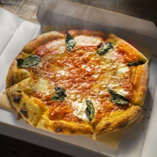 ピザの紙箱