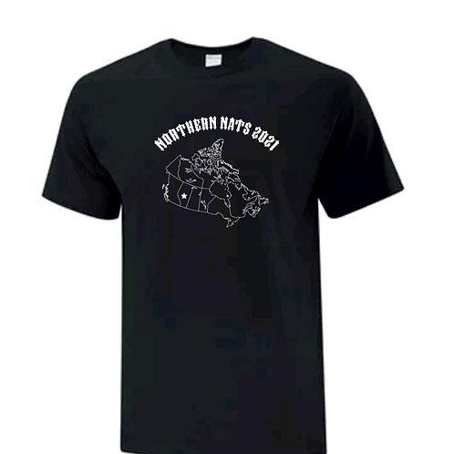 Non-member Northern Nationals commemorative shirt