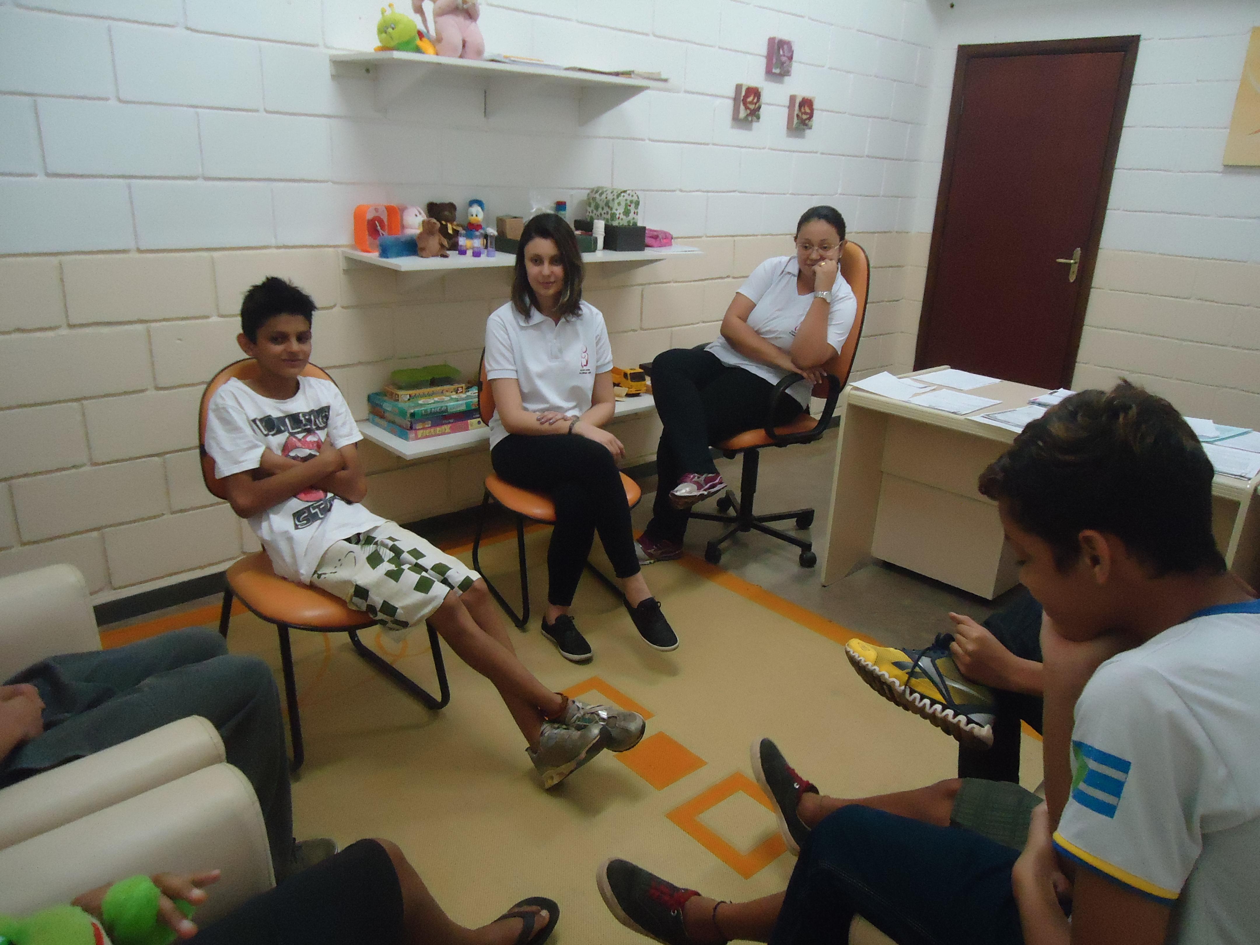 Sala da Psicóloga