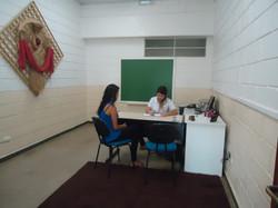 Sala da Assistência Social