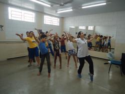 Oficina de Dança Livre