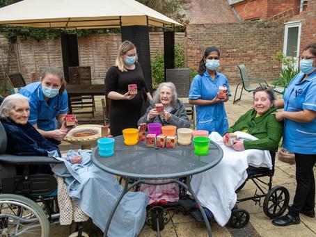 Nursing home Warwickshire?