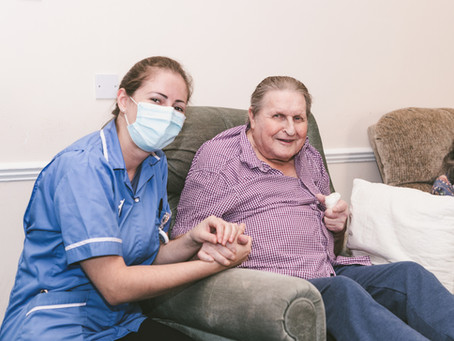 Our new senior carer appointment
