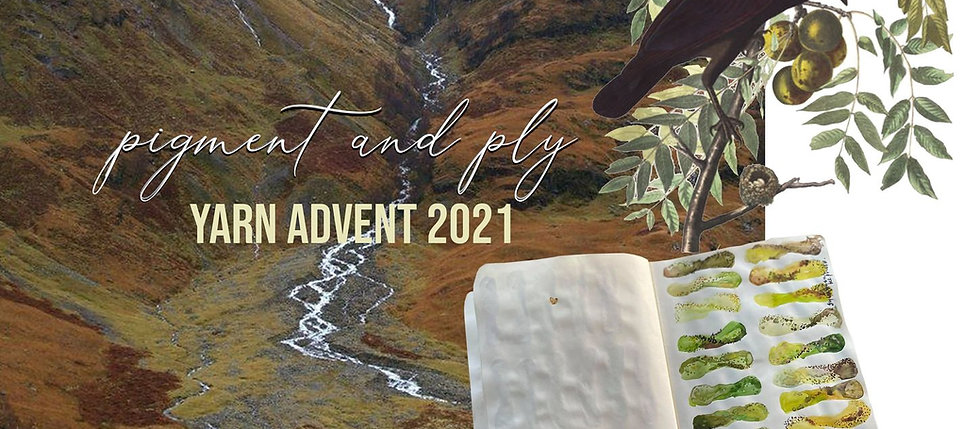 Yarn Advent Calendar 2021 - PAY IN INSTALMENTS