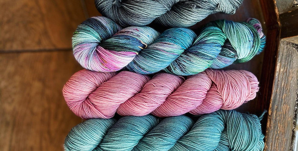 Frozen Swims Mini Skein Set - In Stock