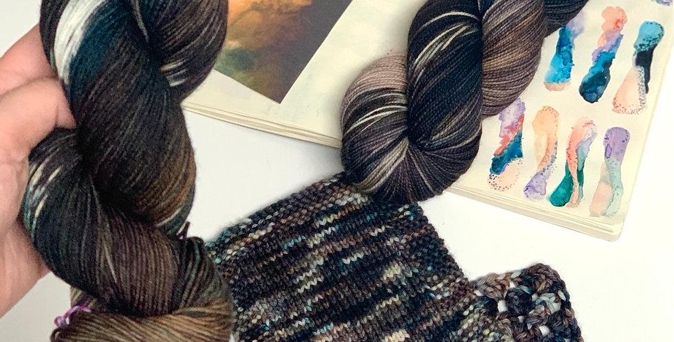 Geryon- Hand dyed yarn