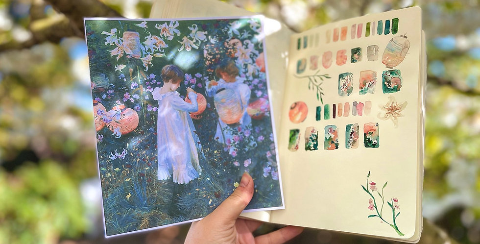 April Yarn and Stitch Markers Club