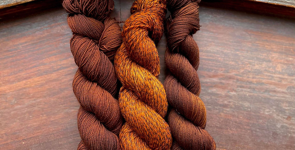 Brown Madder - In Stock