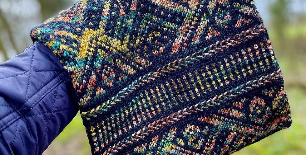 Cascades Cowl Yarn Kit