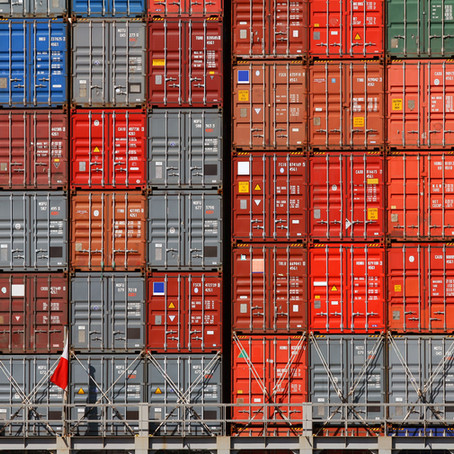 2014 Sets Container Volume Record