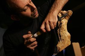 Vincent Givogre, artiste plasticien, sculpteur