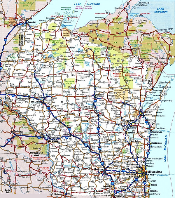 Wisconsin Road Map.jpg