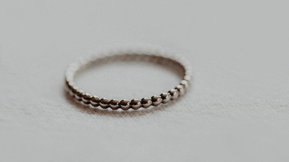 """""""Bella"""" - Kugel-Ring"""