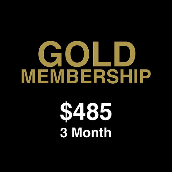 GOLD MEMBERSHIP SAVE