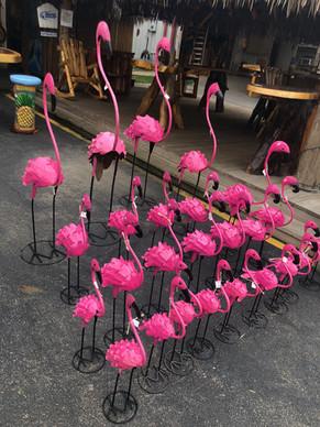 Flamingoes Galore! $35 - $125