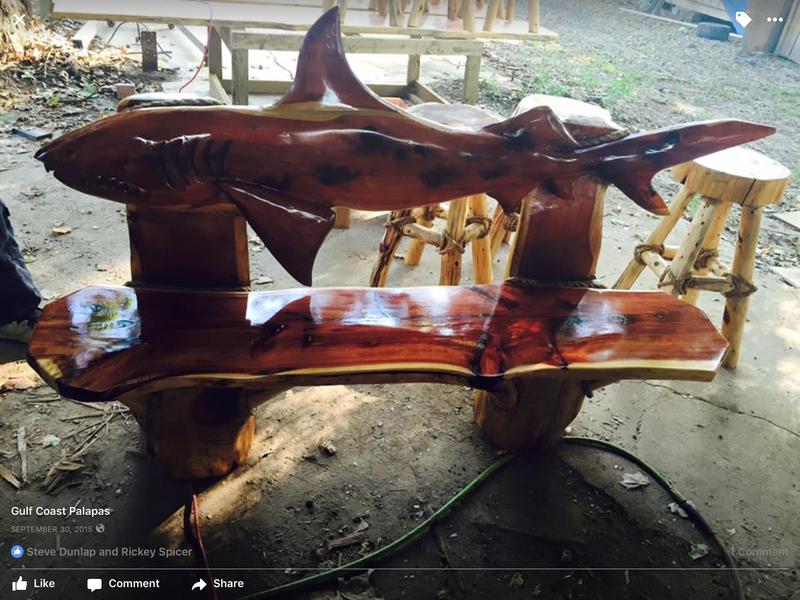 Shark Bench