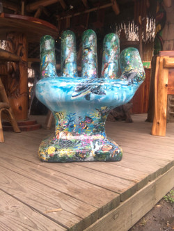 under the sea chair